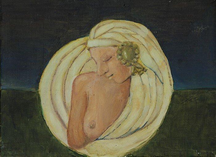 Sacred Moon Woman (Inaru Cu Caraya)