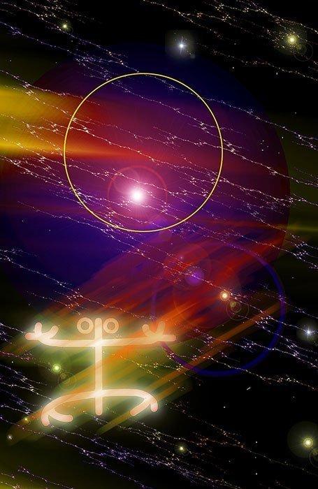 Taino in the Universe